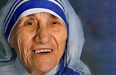 マザーテレサ 生涯独身