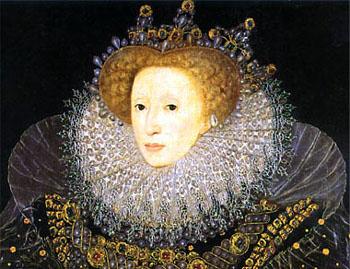 エリザベス1世 生涯独身